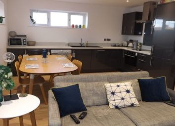 Thumbnail 2 bed flat to rent in Acacia Road, Shortstown, Bedford