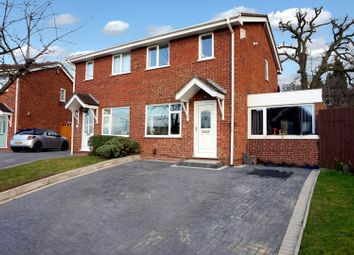 Thumbnail 2 bed semi-detached house for sale in Sykesmoor, Tamworth