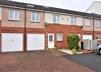 Thumbnail 4 bedroom town house for sale in Grebe Close, Gateshead