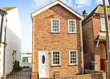 Thumbnail 2 bed detached house to rent in Belmont Road, Westgate-On-Sea