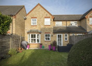 Thumbnail 3 bed link-detached house to rent in Reedmace Road, Bicester