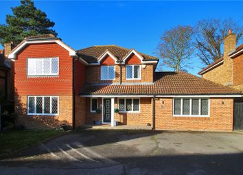 Thumbnail 4 bed detached house for sale in Garrow, New Barn, Kent