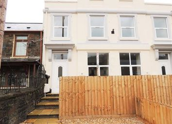 Thumbnail 4 bed terraced house for sale in Bute Street, Treherbert, Treorchy