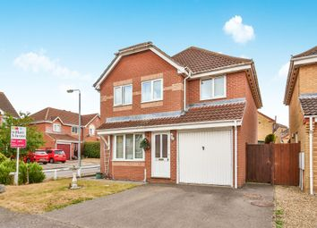 Thumbnail 4 bed detached house for sale in Kiln Road, Horsford, Norwich