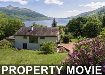 Thumbnail 6 bed detached house for sale in Tarbet House, Tarbet, Loch Lomond