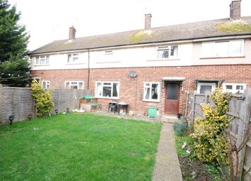 Thumbnail 2 bed terraced house to rent in Elizabeth Road, Pilgrims Hatch, Brentwood, Essex