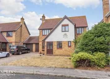 4 bed detached house for sale in Rowan Grove, Aveley, South Ockendon, Essex RM15