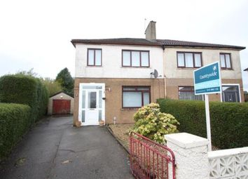 Thumbnail 4 bed semi-detached house for sale in Urquhart Crescent, Renfrew, Renfrewshire