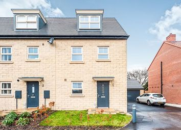 Thumbnail 4 bed semi-detached house for sale in Frances Brady Way, Hull