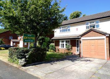 Thumbnail 4 bed property to rent in Pavenham Drive, Edgbaston, Birmingham