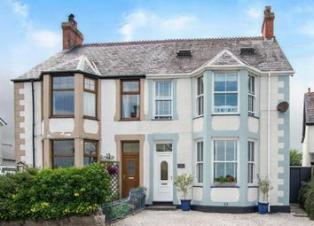 Thumbnail 5 bed semi-detached house for sale in Amlwch Road, Benllech, Anglesey, North Wales
