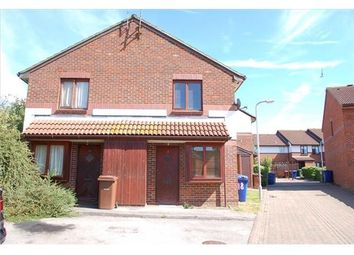 Thumbnail 1 bed semi-detached house to rent in Duarte Place, Chafford Hundred, Grays
