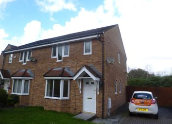 Thumbnail 3 bed detached house to rent in Oak Way, Penllergaer, Swansea