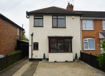 Thumbnail 2 bed end terrace house for sale in Wanlip Lane, Leicester