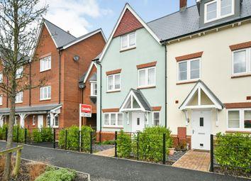 4 bed end terrace house for sale in Greene Street, Tadpole Garden Village, Swindon SN25
