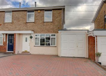 Thumbnail 3 bed semi-detached house for sale in Duke Road, Chase Terrace, Burntwood