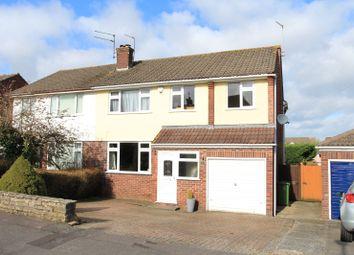Thumbnail 4 bed semi-detached house for sale in Torridge Road, Keynsham