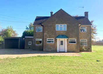 Thumbnail 4 bed detached house to rent in Foxden House, Barrow, Denham, Bury St Edmunds, Suffolk