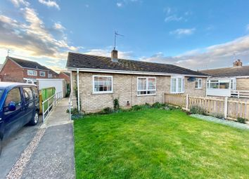 Thumbnail 1 bed semi-detached bungalow for sale in Maple Way, Donington, Spalding