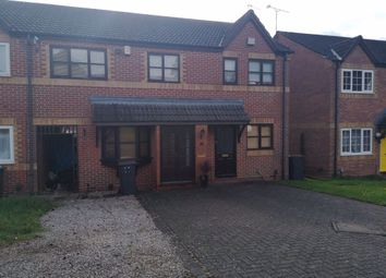 Thumbnail 3 bed property to rent in The Hedgerows, Nuneaton