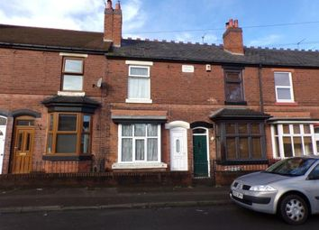 Thumbnail 3 bedroom terraced house for sale in Fisher Street, Willenhall, West Midlands