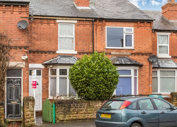 Thumbnail 3 bed terraced house for sale in Berridge Road, Forest Fields, Nottingham