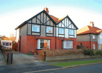 Thumbnail 3 bed semi-detached house for sale in The Avenue, Whitby