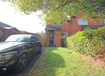 Thumbnail 2 bed end terrace house to rent in Dewfalls Drive, Bradley Stoke, Bristol, South Gloucestershire