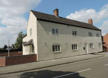 Thumbnail 2 bed terraced house to rent in Main Street, Netherseal, Swadlincote, Derbyshire