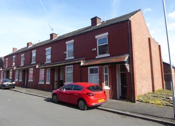 Thumbnail 3 bedroom terraced house for sale in Halliwell Street West, Manchester