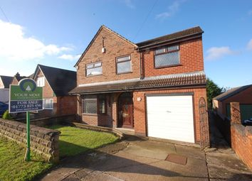 Thumbnail 4 bed detached house for sale in Over Lane, Belper