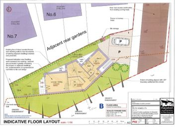 Thumbnail Land for sale in Plot 1 Upper Field, Sycamore Woods, Pembroke Dock, Pembrokeshire