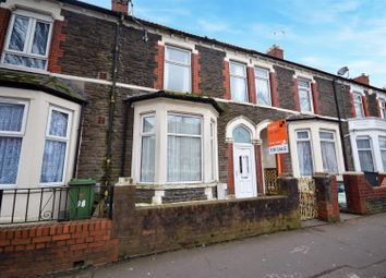 4 bed terraced house for sale in Corporation Road, Grangetown, Cardiff CF11