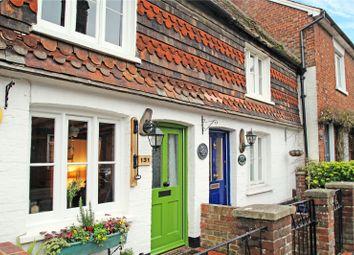 Thumbnail 2 bed terraced house for sale in High Street, Edenbridge