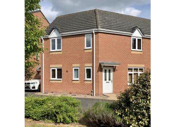 3 bed semi-detached house for sale in Balata Way, Burton-On-Trent DE13