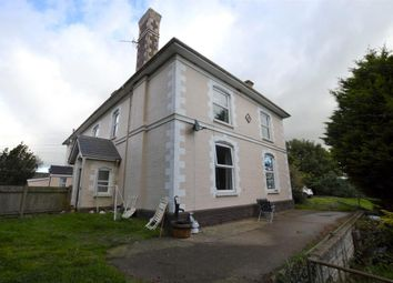 Thumbnail 4 bedroom semi-detached house to rent in Morchard Bishop, Crediton, Devon