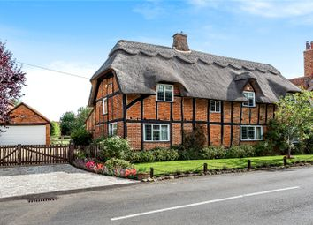 Thumbnail 3 bed detached house for sale in Sandhill Road, East Claydon, Buckingham
