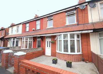 Thumbnail 2 bedroom terraced house for sale in Harcourt Road, Blackpool