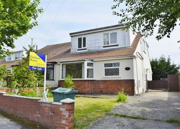 Thumbnail 4 bedroom semi-detached house for sale in Graham Road, Cabus, Preston