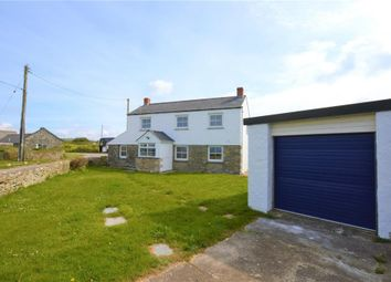 Thumbnail 4 bed detached house for sale in Rinsey, Ashton, Helston, Cornwall