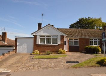 Thumbnail 3 bed semi-detached bungalow for sale in Langdale Road, Dunstable