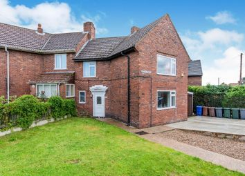 3 bed semi-detached house for sale in Briton Street, Thurnscoe, Rotherham S63