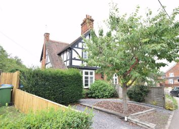 Winslow Road, Wingrave, Aylesbury HP22. 3 bed semi-detached house