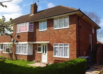 Thumbnail 3 bed maisonette to rent in 14A Newbury Way, Northolt, Middlesex