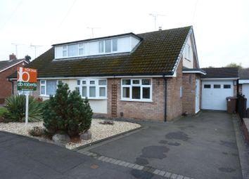 Thumbnail 3 bed bungalow for sale in Greenfields, Hixon, Stafford