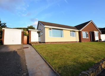 Thumbnail 2 bedroom semi-detached bungalow for sale in Newhaven Road, Portishead, Bristol
