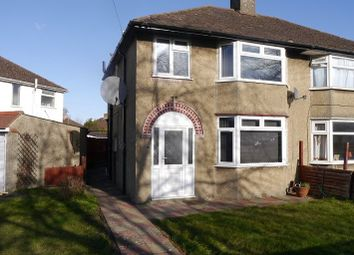 Thumbnail 4 bed property to rent in Cherwell Drive, Marston, Oxford