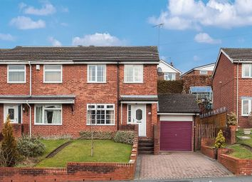 3 bed semi-detached house for sale in St Johns Road, Buglawton, Congleton CW12