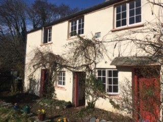 Thumbnail 2 bed cottage to rent in Bumpston Bridge, Staverton, Nr Buckfastleigh, Totnes
