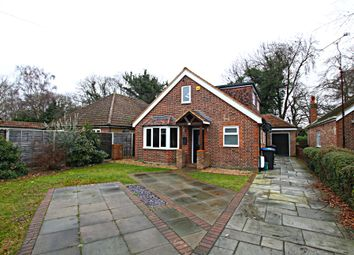 Thumbnail 5 bed detached bungalow for sale in New Haw, Addlestone, Surrey